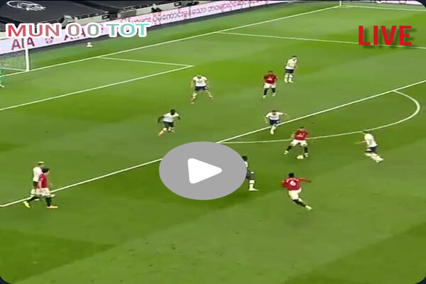 Watch Manchester United vs Leeds Live Streaming Match #MUNLEE #MUFC