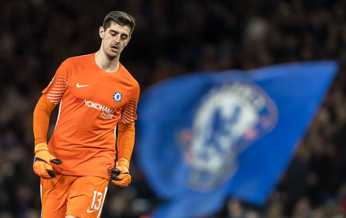 Former Chelsea Goalkeeper, Thibaut Courtois Predicted the ...