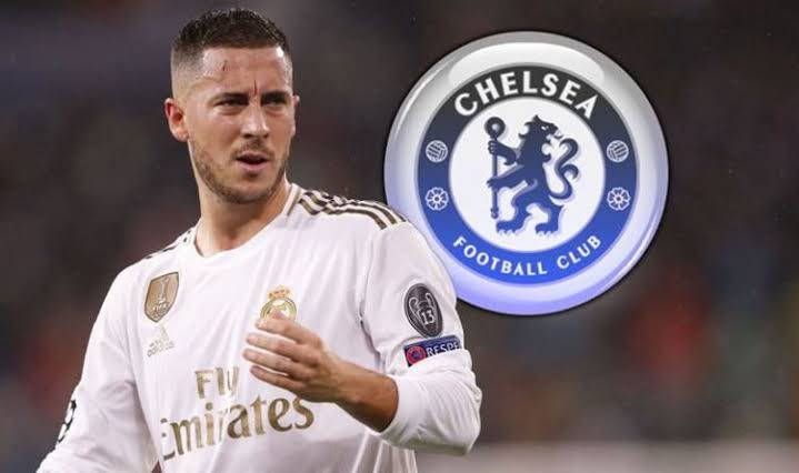 Eden Hazard Place on Transfer List as Winger Willing to Seal Chelsea Return..