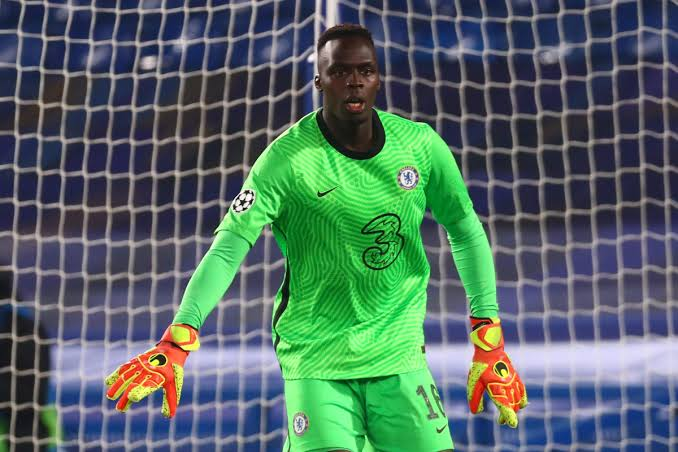 Check out Edward Mendy's Position on The Clean Sheet Chart After A Sensational Display Against Aston Villa..